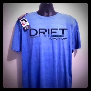 """Drift like no Tomorrow"" Heather Blue"